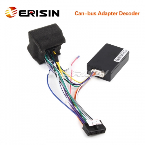 Erisin V001-M Can-bus Adapter Decoder for our VW Car DVD Player
